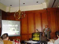 Highlight for album: Central Ohio Sigs Luncheon 2007-05-10