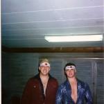 Brad Allen, Dean Fronk